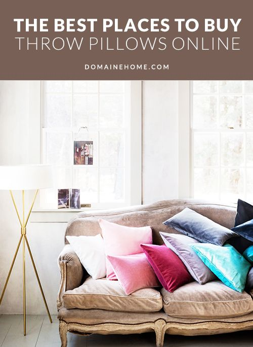 25 Best Ideas About Best Pillows To Buy On Pinterest Modern