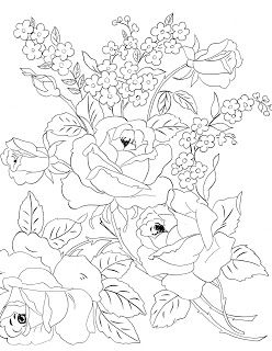 17 Best images about Flower drawings on Pinterest