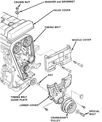 98 Honda Prelude Wiring Diagram, 98, Free Engine Image For