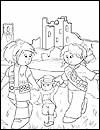 17 Best images about Sparks colouring pages on Pinterest