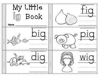 179 best Short Vowel Word Families images on Pinterest