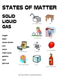 8 best images about States of Matter on Pinterest ...