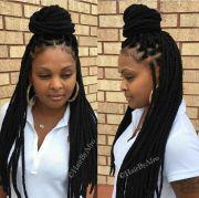 ideas yarn braids