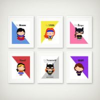 Best 25+ Superhero wall art ideas on Pinterest | Superhero ...