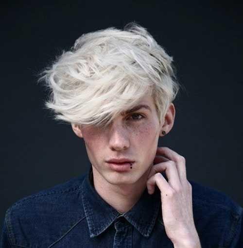 25 Best Ideas About White Hair Men On Pinterest Silver Hair Men