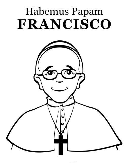 17 Best images about Saints Coloring Pages on Pinterest