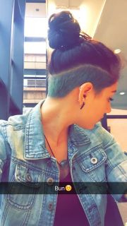 ideas shaved hairstyles