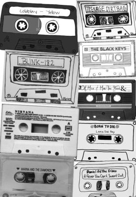 Image result for soundtrack tumblr