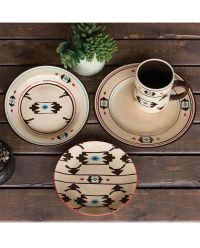 Artesia 16 Piece Dinnerware Set - southwestern, Taos, New ...