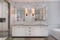 Pretty recessed medicine cabinets in Bathroom Contemporary ...