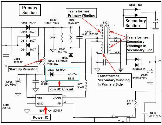 Atx Power Supply Lab