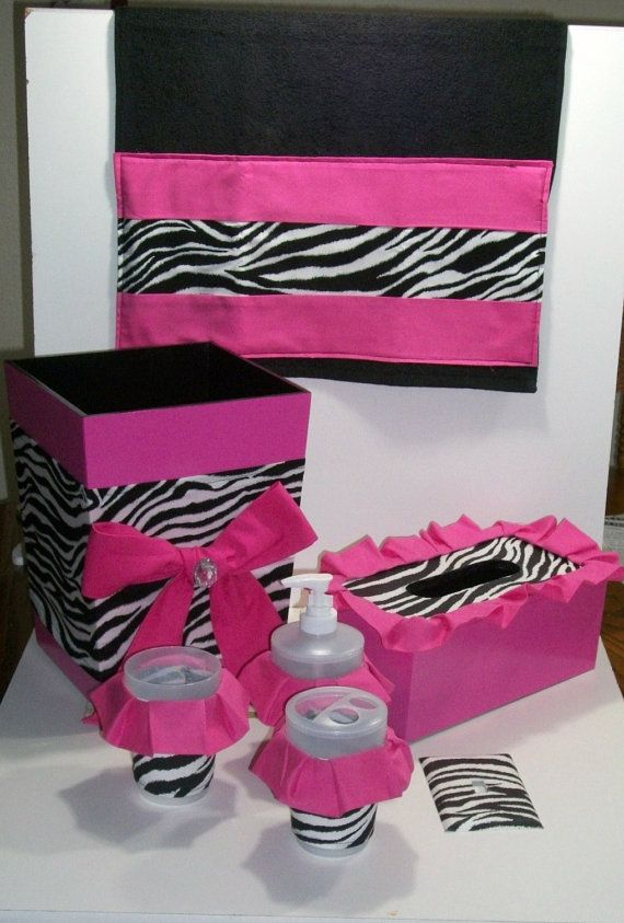 307 best images about Zebra Theme Room Ideas on Pinterest  Bedrooms Zebra bathroom and Hot pink