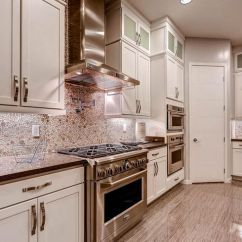 Kitchen Cabinets Tucson Cheap Storage A Gorgeous Install Of Emser Tile's Lucente Certosa Cirlce ...