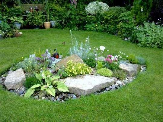 22 Best Images About Garden Rockery On Pinterest Gardens