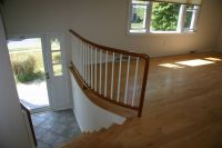 additions to split foyer homes | Split Foyer Staircase ...