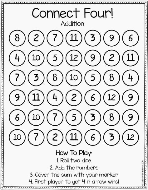 25+ best ideas about Counting games on Pinterest