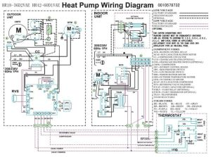Trane Heat Pump Wiring Diagram | Heat pump pressor Fan wiring | Projects to Try | Pinterest