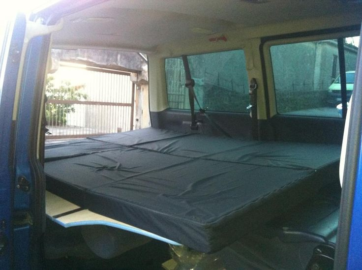 Curtains and Caravelle bed fitted  Page 5  VW T4 Forum