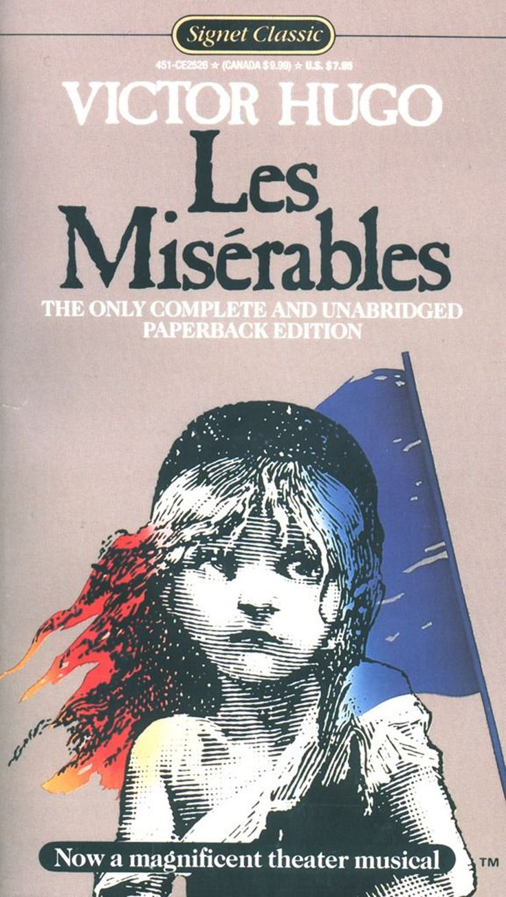 30 best Les Miserables Book Covers images on Pinterest