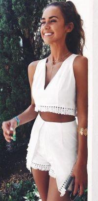 25+ best White Clothing ideas on Pinterest | Fun photo ...