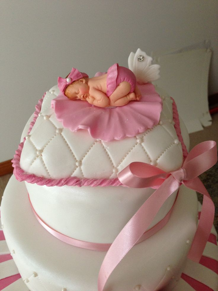 Twins Christening Cakes Cake Ideas And Designs
