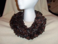 34 Best images about LOOM RUFFLE SCARVES on Pinterest ...