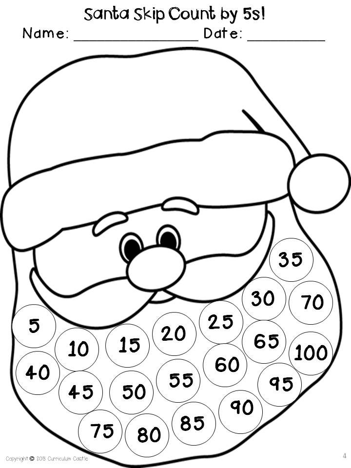 140 best images about Christmas Worksheets/Printables on