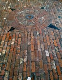 Reclaimed Thin Brick Veneer - Brick Floor Tile -Thin Brick ...