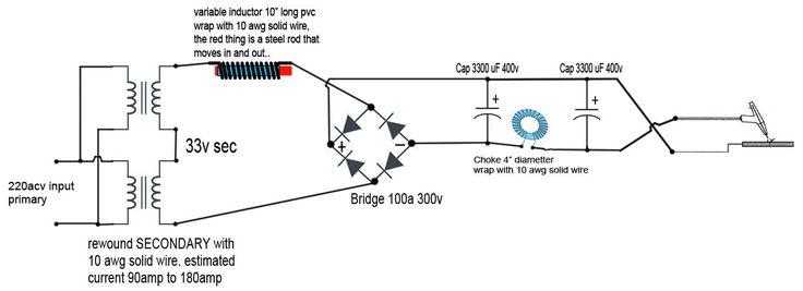 tig welder schematic diagram