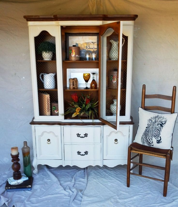 Diy China Cabinet Plans  WoodWorking Projects  Plans