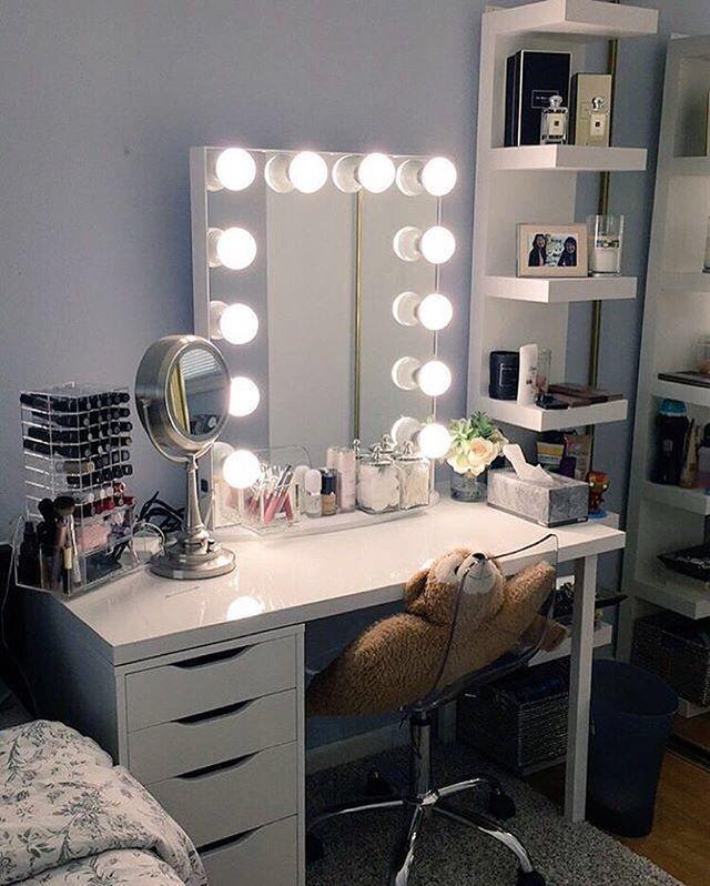 25 B 228 Sta Id 233 Erna Om Ikea Makeup Vanity P 229 Pinterest