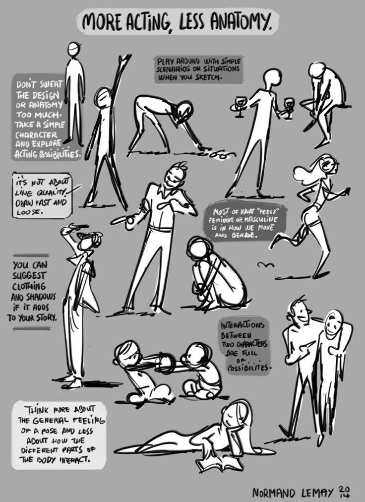 440 best images about gesture drawing on Pinterest