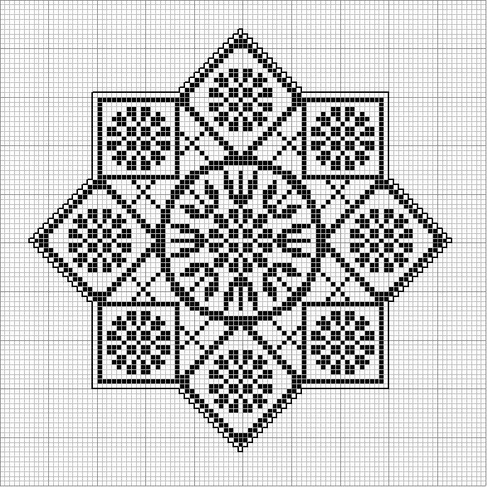 58 best images about Mandalas cross stich on Pinterest