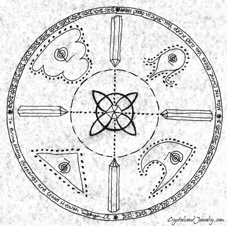 1000+ images about Crystal grids, nets and healing layouts