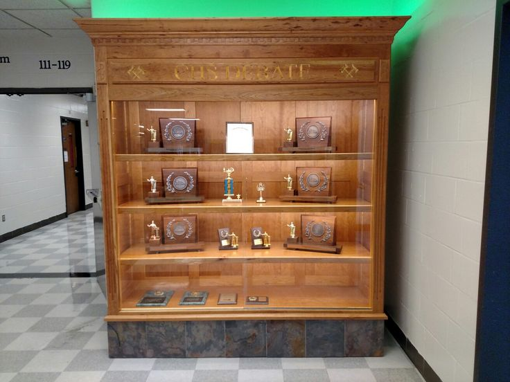 1000 ideas about Trophy Cabinets on Pinterest  Display