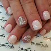 bridesmaids nails ; jodie's