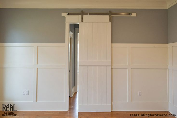 Photo gallery of Barn Door Hardware by Real Sliding