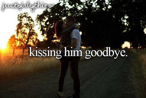 Girly Things Just Kissing