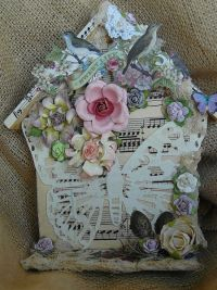 1000+ images about Crafts - Altered Art & Mixed Media on ...