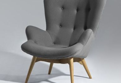 Modern Grey Chair
