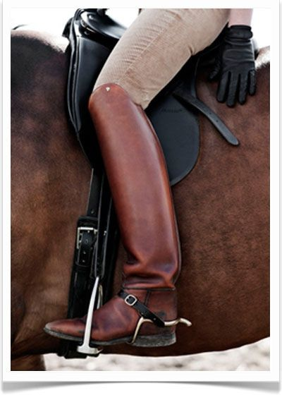 equestrian style by *vanessa., via Flickr