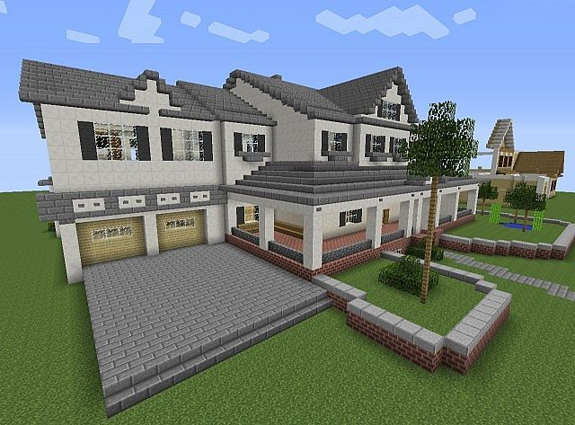25 Best Ideas About Modern Minecraft Houses On Pinterest