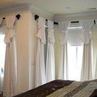 17 Best ideas about Curtain Designs on Pinterest | Curtain ...