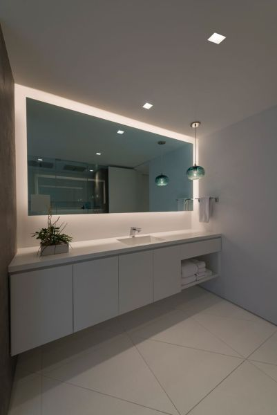 modern led bathroom lighting Best 25+ Modern bathroom lighting ideas on Pinterest | Modern bathrooms, Grey modern bathrooms