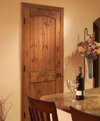 Best 20+ Knotty pine doors ideas on Pinterest