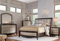 Shop for a Le Claire 5 Pc King Sleigh Bedroom at Rooms To ...