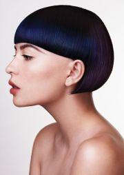 women's short hair cut - avant