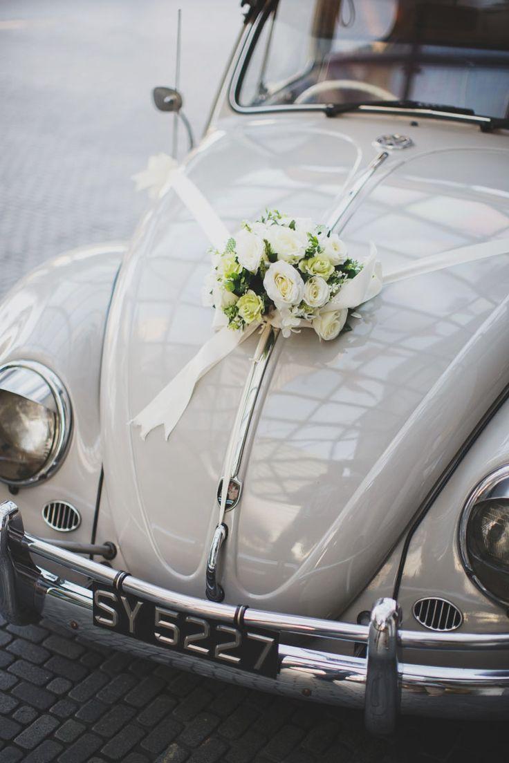 Die besten 25 Autodeko Hochzeit Ideen auf Pinterest