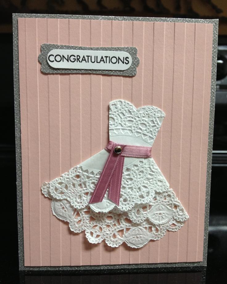 Bridal shower card card ideas weddinganniversary