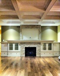 Entertainment Centers With Fireplace For Flat Screen Tvs